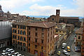 Siena, camera di commercio, veduta, san domenico.JPG