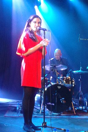Jarle Vespestad - Vespestad with Simin Tander  at Vossajazz 2016.