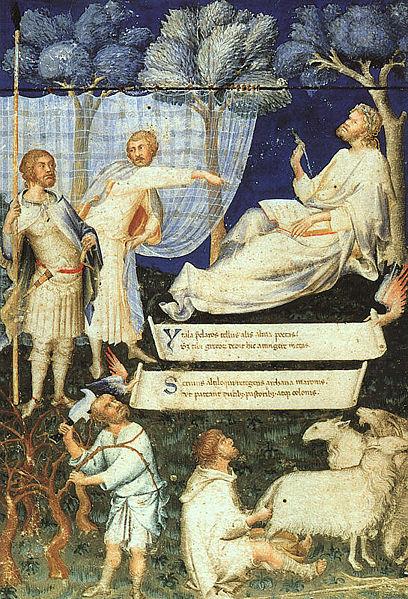 File:Simone Martini - frontespizio per codice Virgilio - Biblioteca Ambrosiana - Milano.jpg