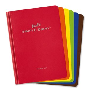 Philipp Keel - Keel's Simple Diary (Volume One was published in six colors)