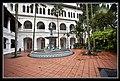 Singapore Raffles Hotel Fountain-1 (6634171529).jpg