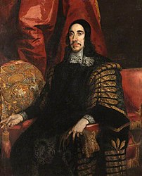 Pieter Borsseler: Sir Orlando Bridgeman, 1st Bt (1609-74)