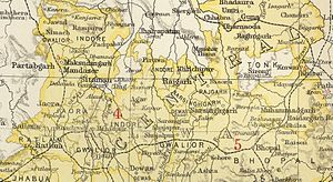 Jaora State - Jaora State in the Imperial Gazetteer of India