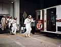 Skylab 3 crew walk to transfer van (S73-32567).jpg