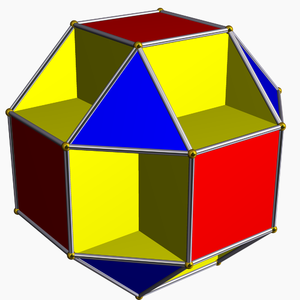 Hurwitz's automorphisms theorem - Image: Small cubicuboctahedron