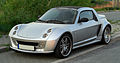 Smart Roadster Brabus – Frontansicht, 24. April 2011, Velbert.jpg