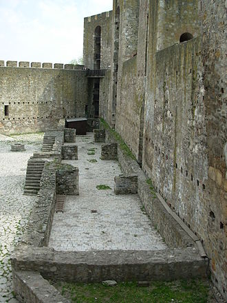 Smederevo Fortress - Despot's Palace remains (18)