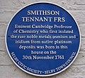 Smithson Tennant Blue Plaque.jpg