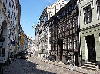 Magstræde - Snaregade Np. 5
