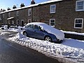 Snowbound car in Garrigill - geograph.org.uk - 1157363.jpg