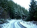 Snowy day in the Caha mountains - geograph.org.uk - 1243049.jpg