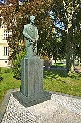 Socha T.G.Masaryka