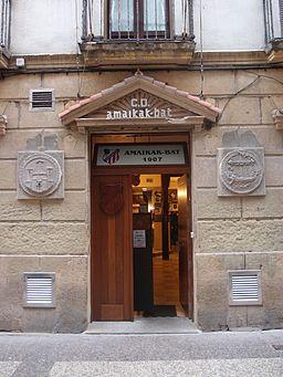 Sociedades gastronómicas Donostia 1
