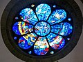 Soest – Ev. Petri-Kirche - Taizé-Fenster im Querschiff - panoramio.jpg
