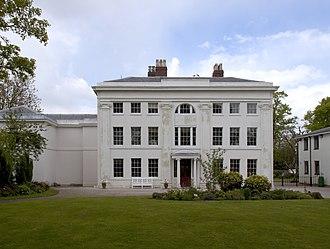 Samuel Wyatt - Image: Soho House (frontal view)