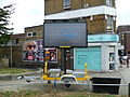 Solar powered sign Wood Green, London 02.JPG