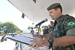 Solenidade em comemoração aos 56 anos da criação do 32⁰ Grupo de Artilharia de Campanha (GAC) do Exército Brasileiro – Grupo D.Pedro I (25827814793).jpg