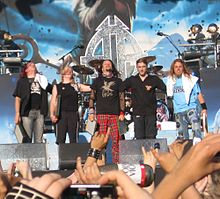Description de l'image  Sonata Arctica at Tuska 2006.jpg.