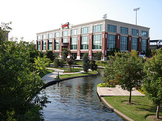 Sonic Drive-In - Sonic's headquarters in Bricktown, Oklahoma City, Oklahoma