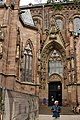 South portal - Worms Cathedral - Worms - Germany 2017.jpg