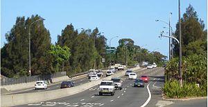 Southern Cross Drive - Image: Southern Cross Drive