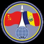 Soyuz 40 logo.png