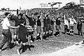 Spanish national football team before the friendly match against England in Madrid, 1929.jpg