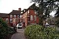 Sparsholt College, Main Admin Building - geograph.org.uk - 833667.jpg
