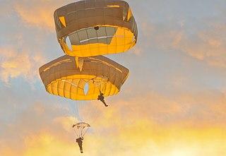 T-11 parachute
