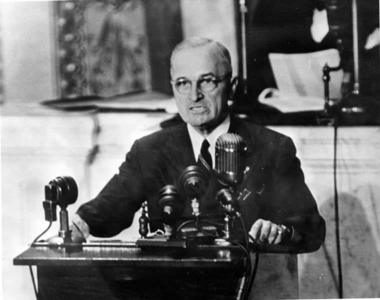 """Résultat de recherche d'images pour """"12 mars 1947 : doctrine Truman."""""""