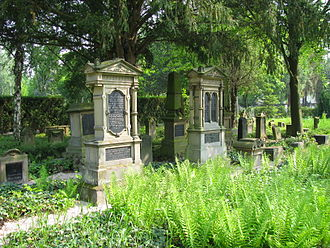 History of the Jews in Speyer - Jewish cemetery today