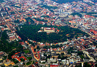 Spilberk Castle from plane v2.jpg