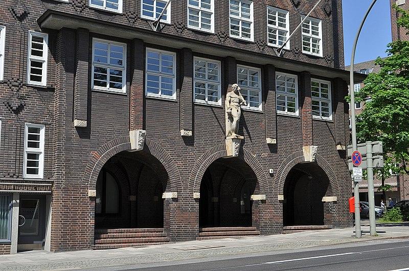 Innenbehörde Hamburg