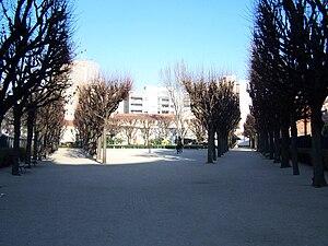 Paul Grimault - Paul Grimault square, Paris