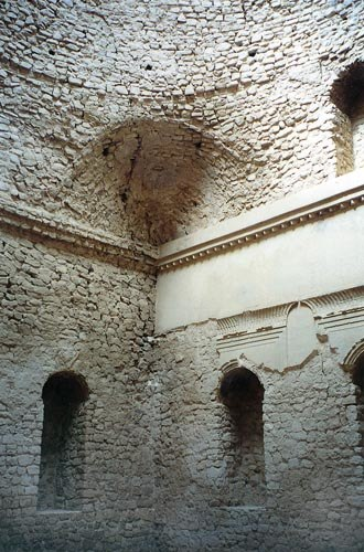 Squinch - Squinch in the Palace of Ardashir the Sassanian king
