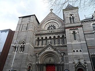 St. Ann's Church, Dawson Street - Image: St. Ann's Church, Dawson Street