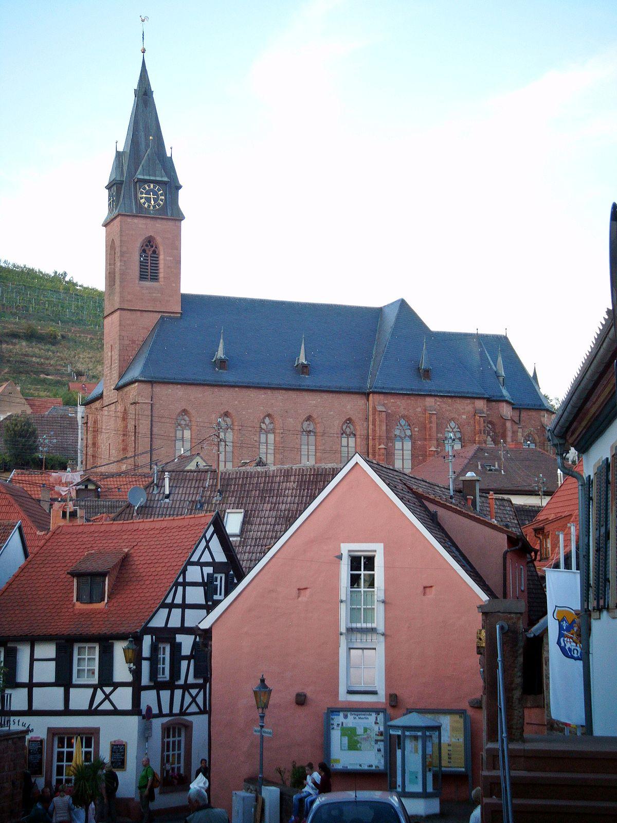 Postillon Sankt Martin