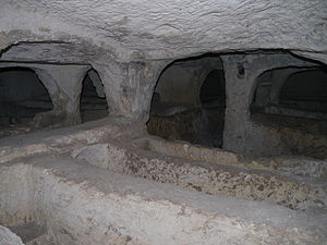 St. Paul's Catacombs - Image: St. Paul's Catacombs, Malta (1)