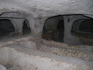 St. Pauls Catacombs
