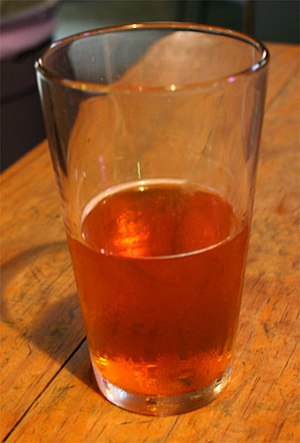 Pale ale - An Amber Ale