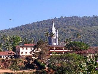 Virajpet - Image: St Annes Virajpet