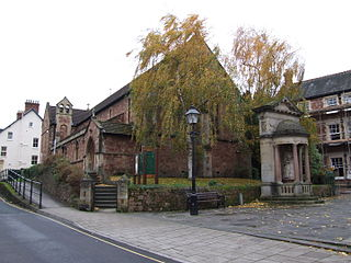 St Andrews Church, Minehead church in West Somerset, United Kingdom