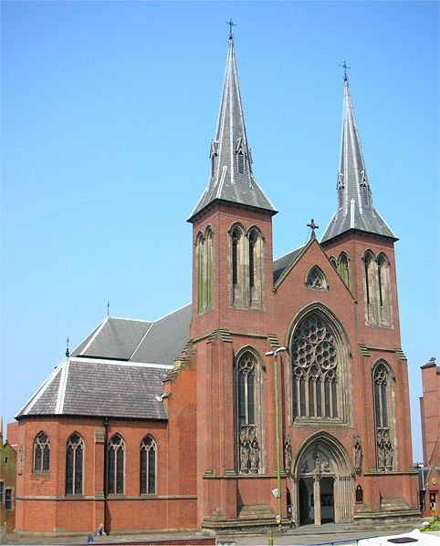 File:St Chads Cathedral  Birmingham.jpg