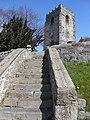 St Cynfarch and St Cyngar's Church, Hope, Flintshire (5).JPG