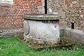 St Dunstan, Hunsdon, Herts - Grave - geograph.org.uk - 350484.jpg
