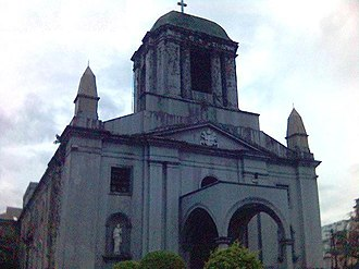 Roman Catholic Diocese of Legazpi - Saint Gregory the Great Cathedral