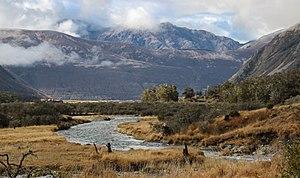 Ada River (New Zealand) - Ada River