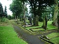 St Lewis' Catholic Church, Little Town, Croft, Graveyard - geograph.org.uk - 910928.jpg