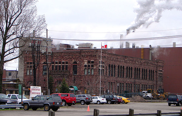 mcgill pulp and paper research centre
