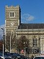 St Nicholas Church Clock Tower, Strood - geograph.org.uk - 1043624.jpg